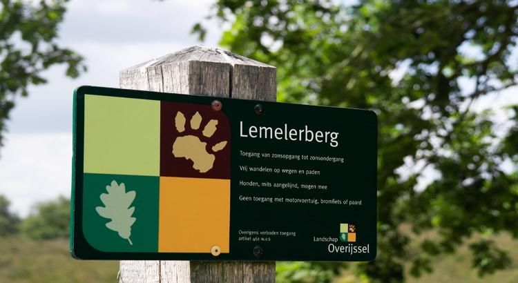 Natuurgebied de Lemelerberg