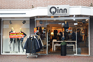 Kledingwinkels en kledingreparatie natuurlijk ommen for Qinn ommen