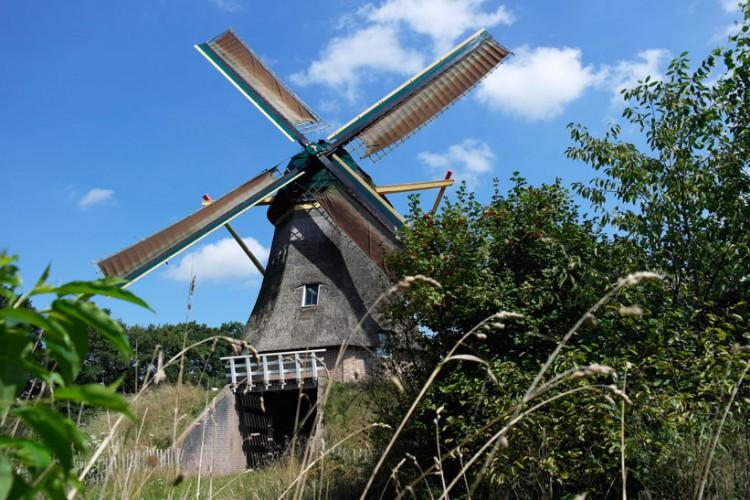 Historische molens in Ommen