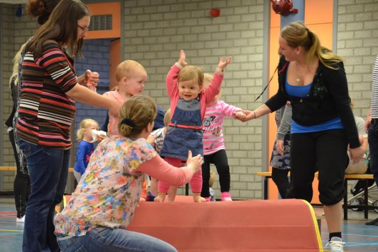 'Ouder en kind gym' in Ommen