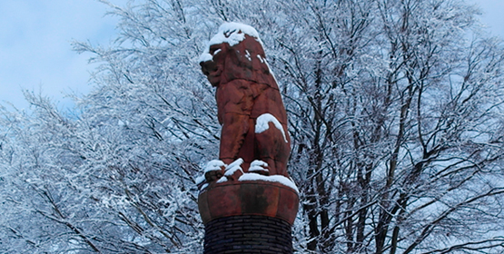 Lemelerberg een winters sprookje