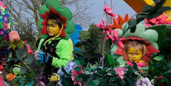 Carnavalsoptocht Vilsteren, één groot feest!