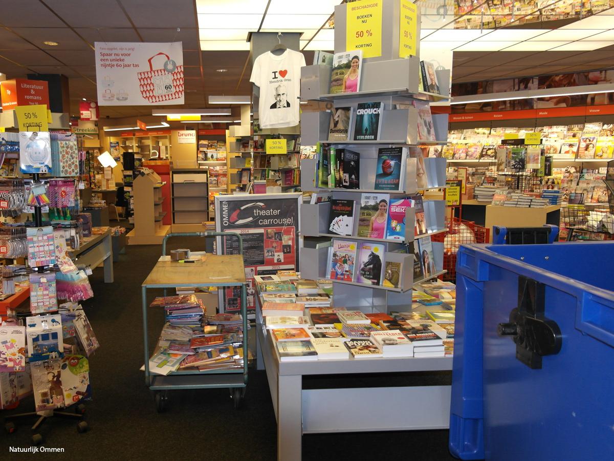 Gesloten boekhandel sinds 1948 een begrip in ommen for Bruna ommen