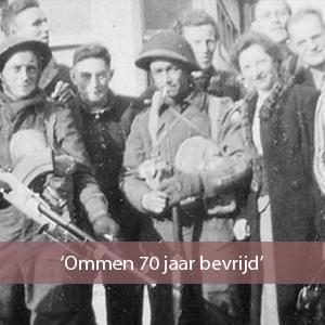 1945 – 2015 Herdenken en vieren in vrijheid