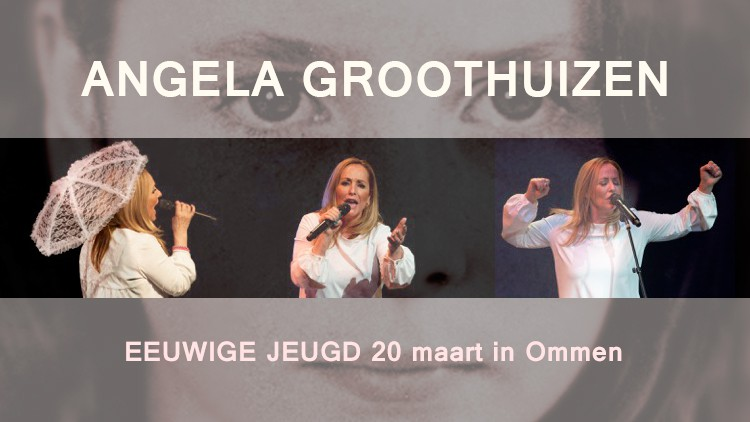 Angela Groothuizen in Theater Carrousel