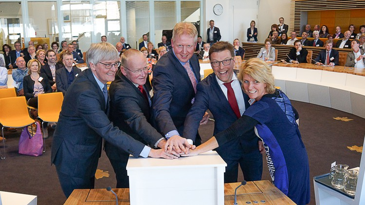 Opening Regio Apotheek Vechtdal in Hardenberg