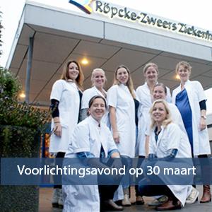 Voorlichtingsavond toekomstige ouders in Röpcke-Zweers Ziekenhuis
