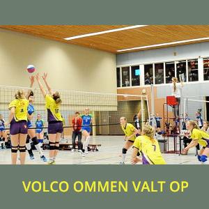 Volco Ommen valt op bij de Nederlandse Volleybalbond
