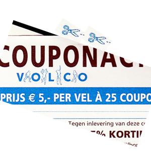 Volop voordeel met Volco couponactie