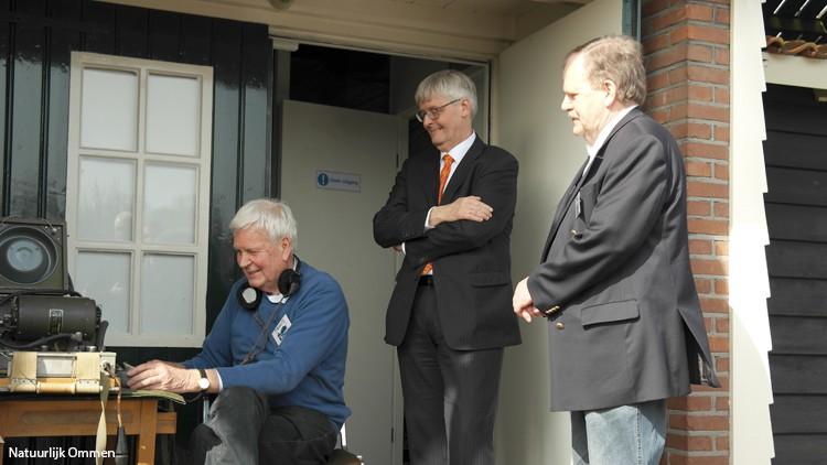 Opening expositie 'Ommen 70 jaar bevrijd'