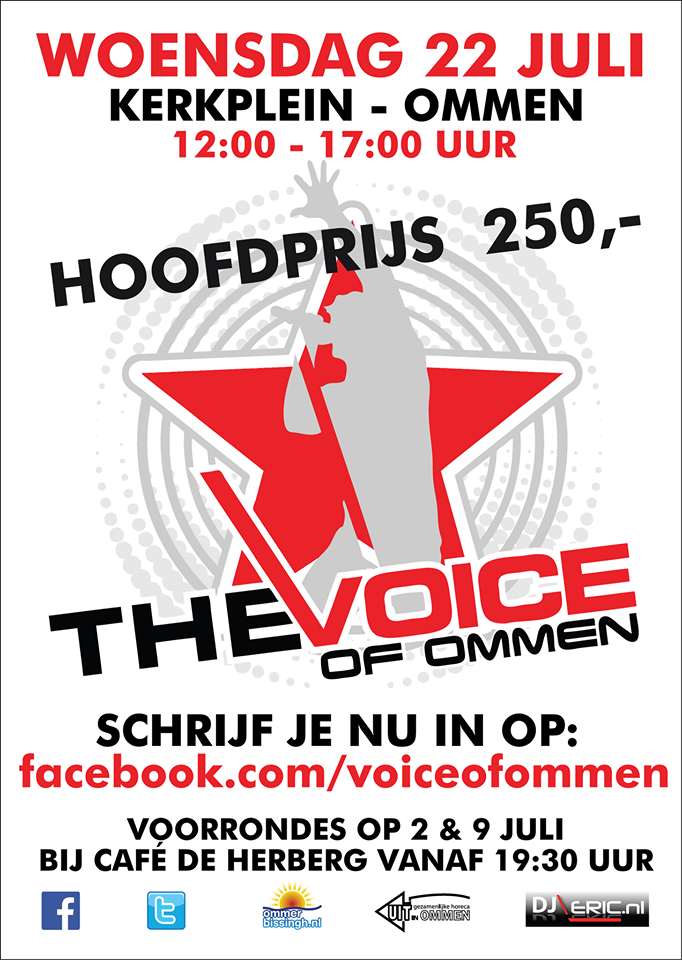 the voice Ommen