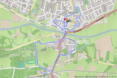 Stadswandeling-SNO2-5,26-km-Kruisstraat-no2