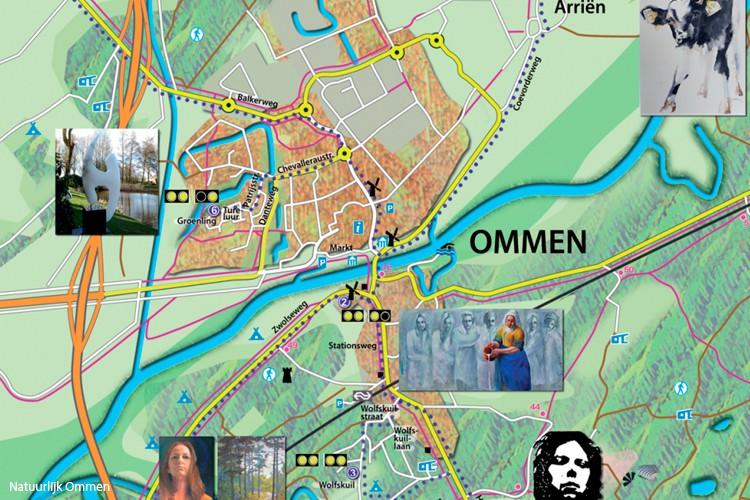 Open Ateliers 2015, kunst in het Vechtdal