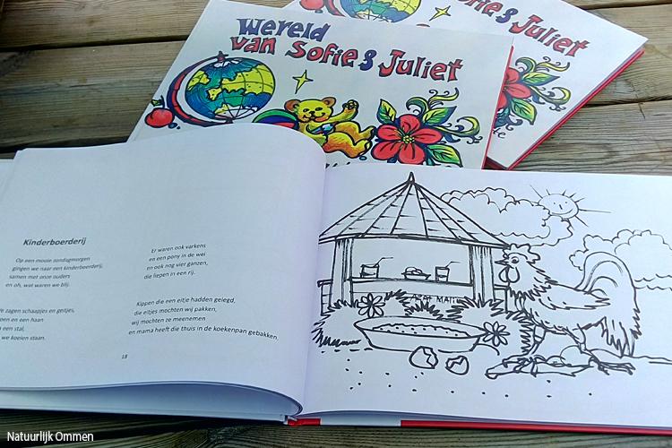 Alien En Azat Maken Kinderboek Wereld Van Sofie En Juliet