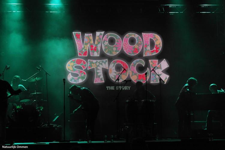 Vechtconcert: slotfragment met Woodstock the Story
