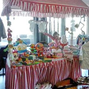 Kinderkleding- en speelgoedbeurs in 't Vlierhuis
