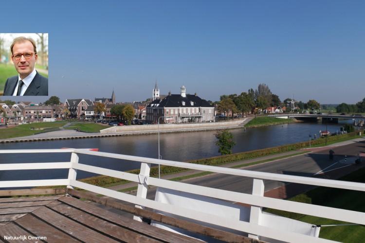 'Gelukkig zit er veel potentie in Ommen' aldus burgemeester Mark Boumans