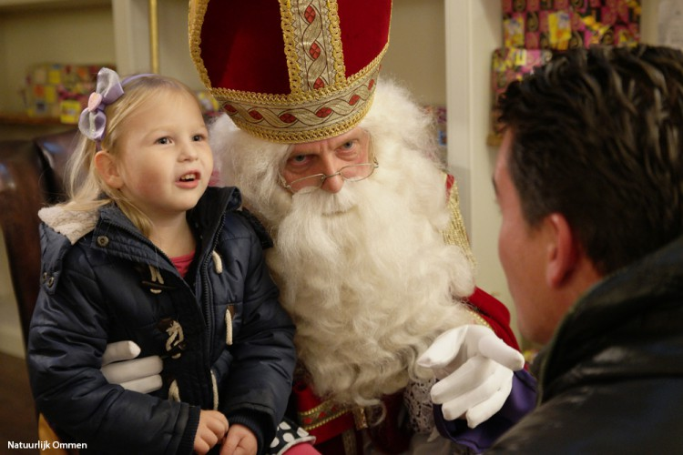 Geslaagd Sintfestival georganiseerd door de Handelsvereniging Ommen
