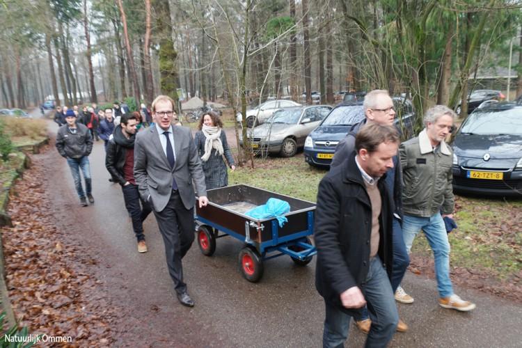 Gastvrije Open Dag Opvanglocatie Besthmenerberg in Ommen