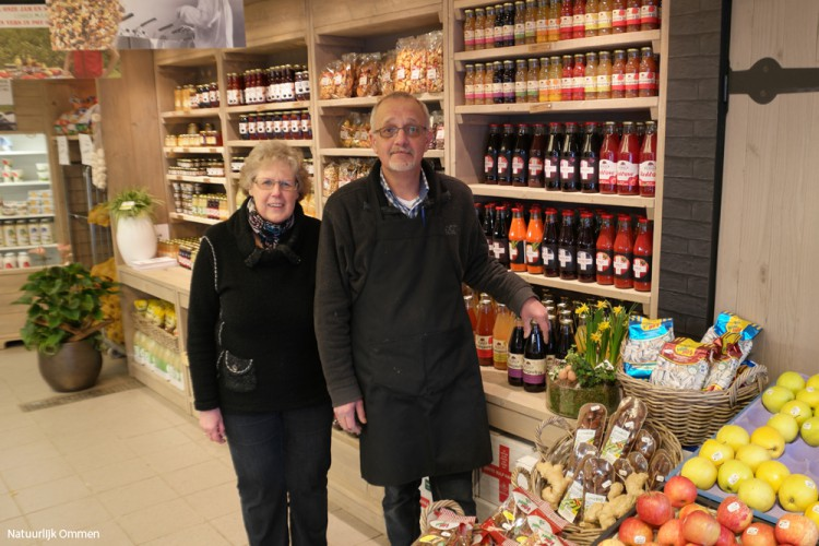 Winkelen bij Beekelaar in Ommen, dat is gezond!