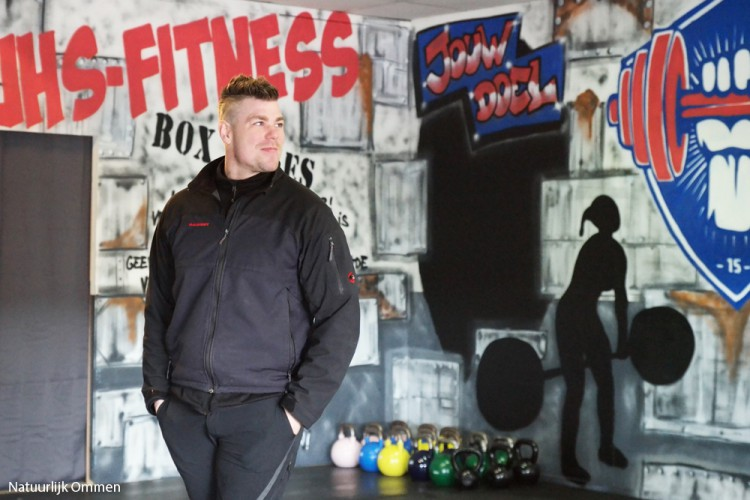 JHS-Fitness in Ommen geopend