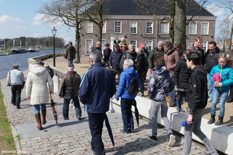 Limburgers maken kennis met Ommen en haar historie