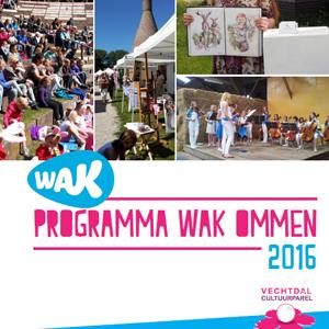Wethouder Ko Scheele opent WAK Ommen 2016 op 28 mei vanaf Vechtpodium