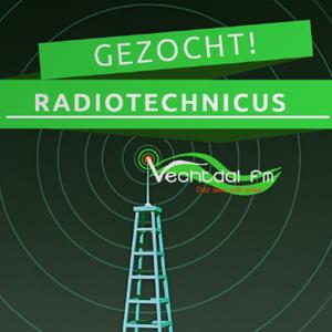 Vechtdal FM zoekt een radiotechnicus