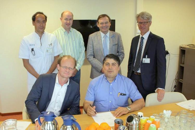 Saxenburgh Groep en Isala Zwolle versterken samenwerking