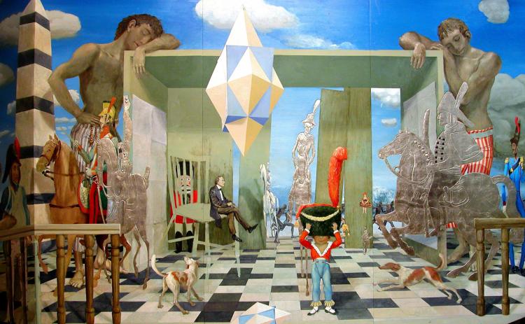Het Nationaal Tinnen Figuren Museum en het Rijssens Museum gaan samenwerken