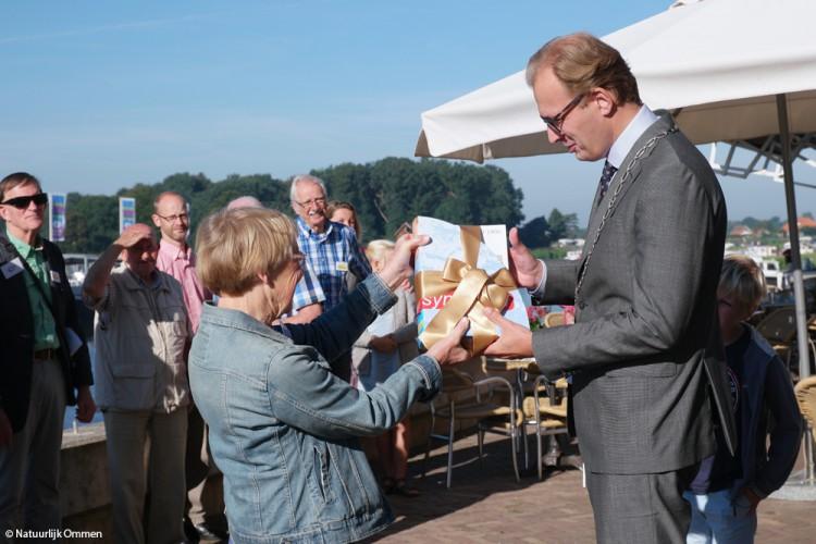 'Fantastisch om te zien hoeveel prachtigs we in de gemeente hebben' aldus burgemeester Boumans