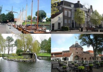 Ccoba presenteert: cultuurhistorische stadswandeling Harderwijk