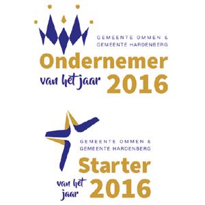 Wie worden Starter en Ondernemer van het jaar 2016?