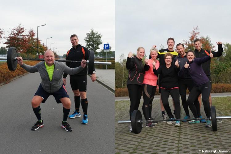 Jan Swarts van JHS-Fitness 'Schouders eronder en doorgaan'