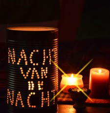 Nacht van de Nacht in het Eerder Achterbroek: Tart het zwart, fluister het duister