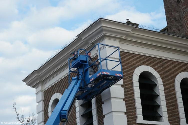 Oudste gebouw in Ommen tevens rijksmonument nieuw in de verf gezet