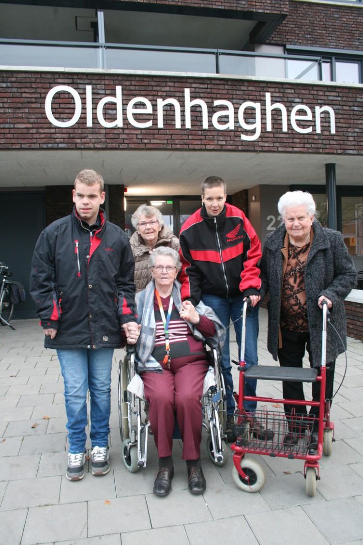Open huis Oldenhaghen en De Mulert in Ommen op 23 november
