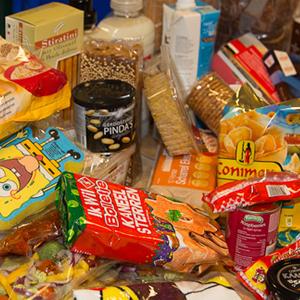 Kerstpakkettenactie Voedselbank Hardenberg-Ommen