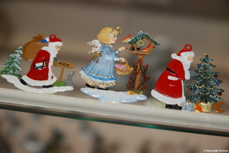 Bezoek de kerstexpositie 'Kerst in Tin gegoten'