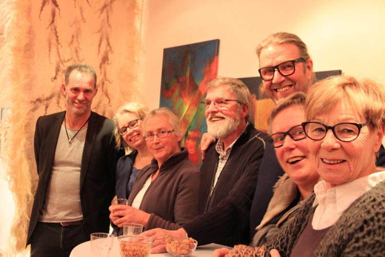 Zeven kunstenaars bijten de spits af van het expositiejaar 2017