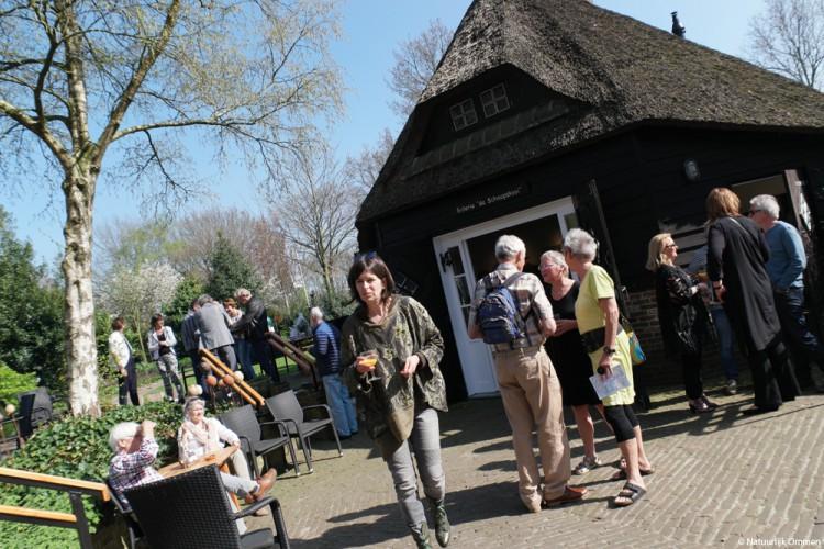 Zomerexpositie in Beeldentuin Witharen geopend