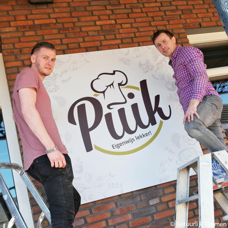 Restaurant Puik opent vrijdag 7 april haar deuren, iedereen is welkom!