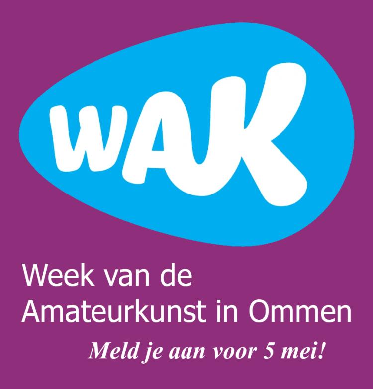 Doe mee aan de Week van de Amateurkunst (WAK) in Ommen