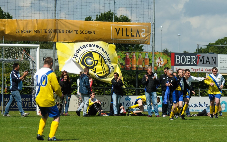 v.v. Haaksbergen organiseert op 22 april 2017 het jaarlijkse G voetbal minitoernooi