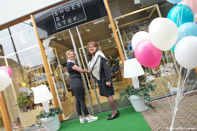 Schoenenzaak SHOES BY STEF in Ommen geopend