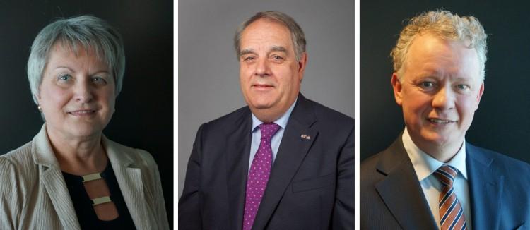 Commissaris van de Koning benoemt waarnemers in Ommen, Losser en Twenterand