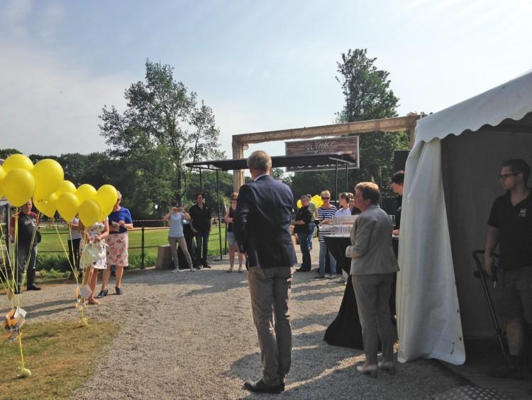 25 jaar Summer Fair feestelijk geopend
