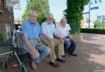 'De Vechtbrug in Ommen verveelt nooit, er is altijd iets te zien'