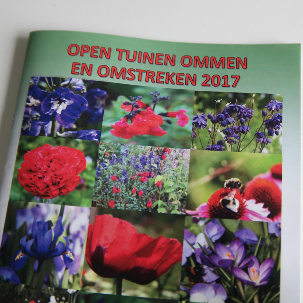 Open tuinen in ommen en omgeving van 16 t m 18 juni for Bruna ommen