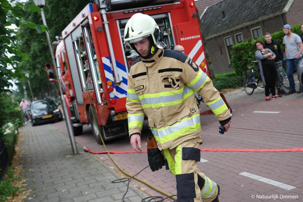 kordaat optreden brandweer ommen voorkomt erger